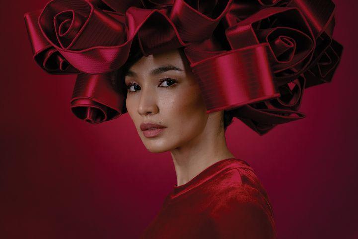 Gemma Chan. Photo: Djenba Aduayom/Vanity Fair