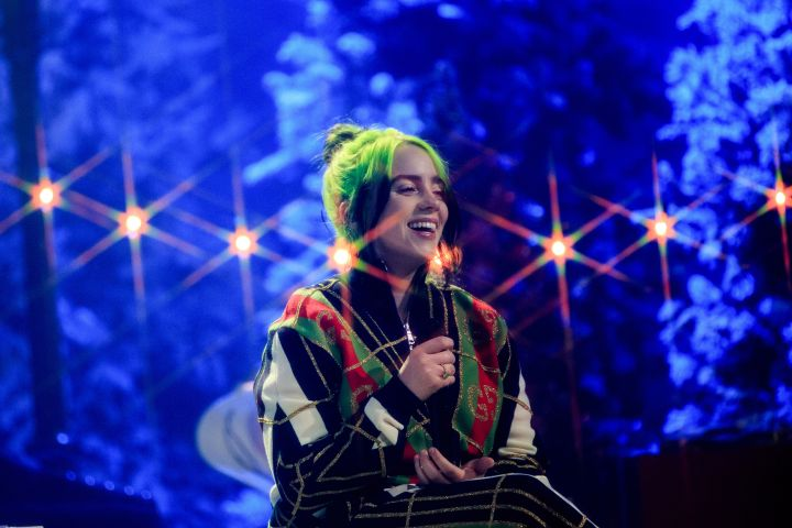 Billie Eilish. Photo: Wes and Alex for iHeartRadio