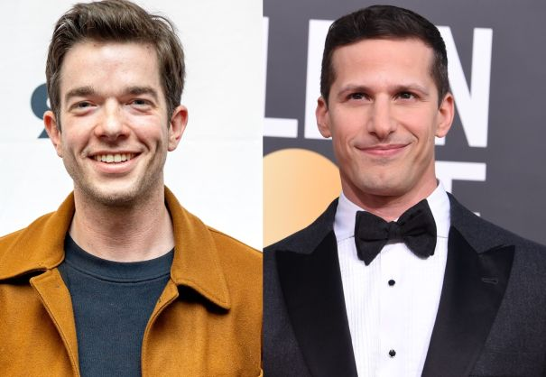 Mulaney & Samberg To Star In 'Chip 'n Dale: Rescue Rangers' Reboot