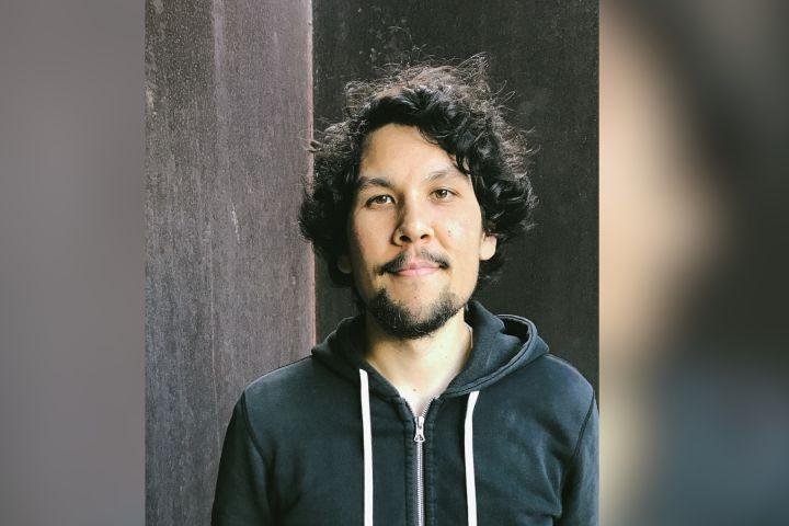 Trevor Jimenez. Photo: THE CANADIAN PRESS/HO