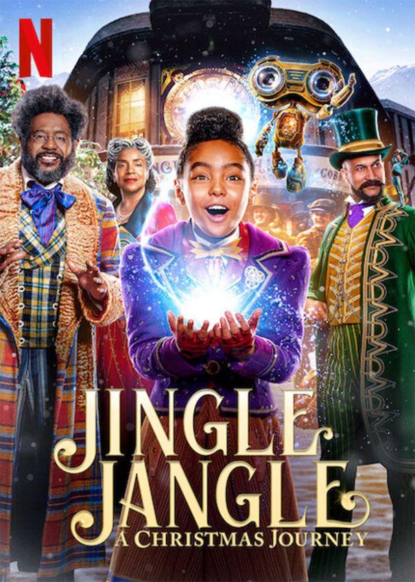 The 'Jingle Jangle' Soundtrack