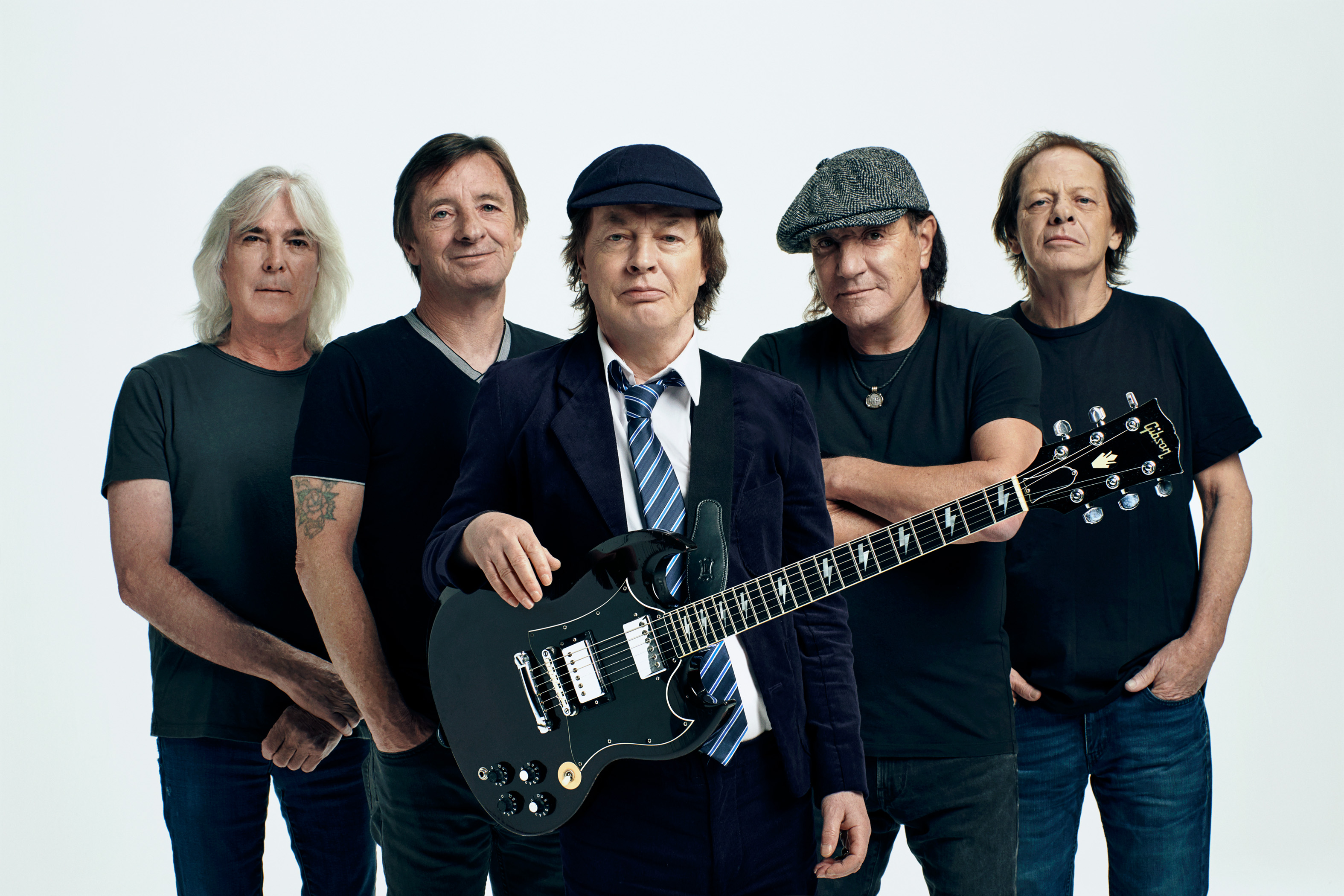 AC/DC Rocks Out 'Together' In Music Video For New Single 'Realize'