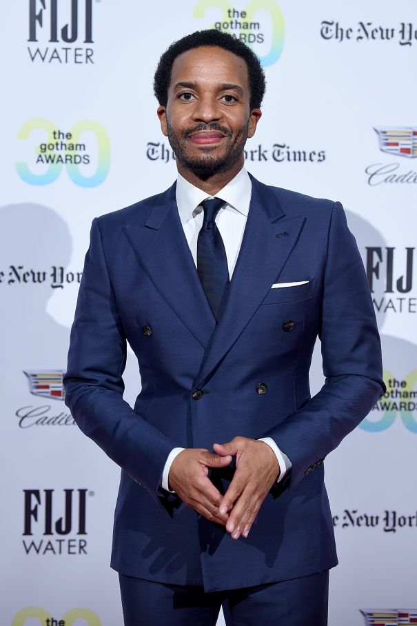 Dapper Andre Holland
