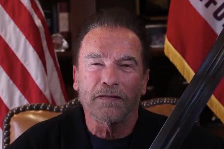Arnold Schwarzenegger/Twitter