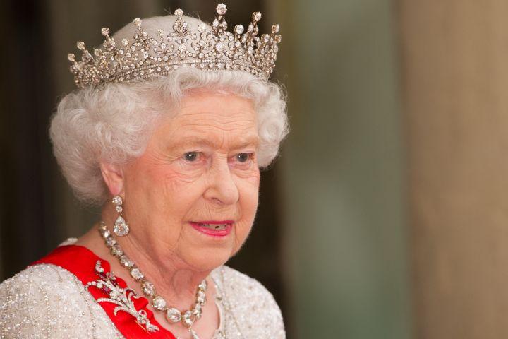 Queen Elizabeth. Photo: Thierry Orban/ABACAPRESS.COM/CP Images