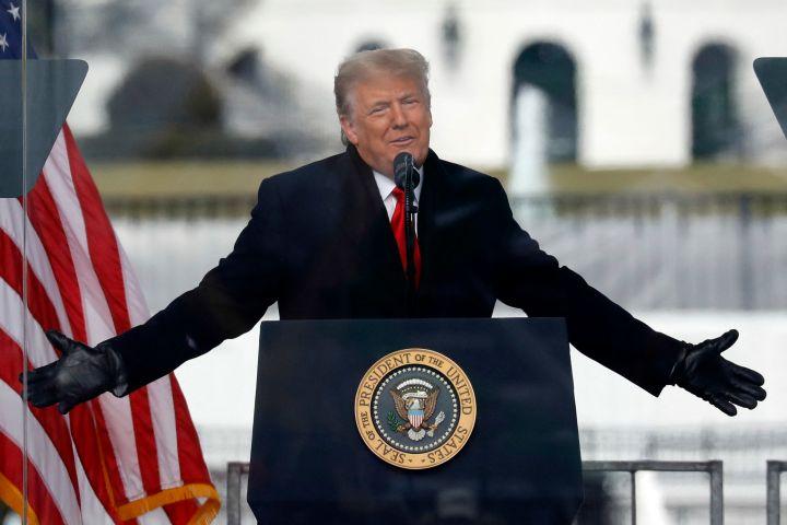 Donald Trump. Photo: Yuri Gripas/ABACAPRESS.COM/CP Images
