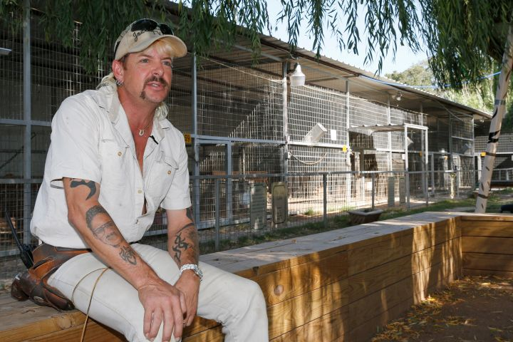 Joe Exotic - CP Images