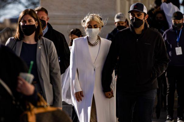 Lady Gaga + Michael Polansky