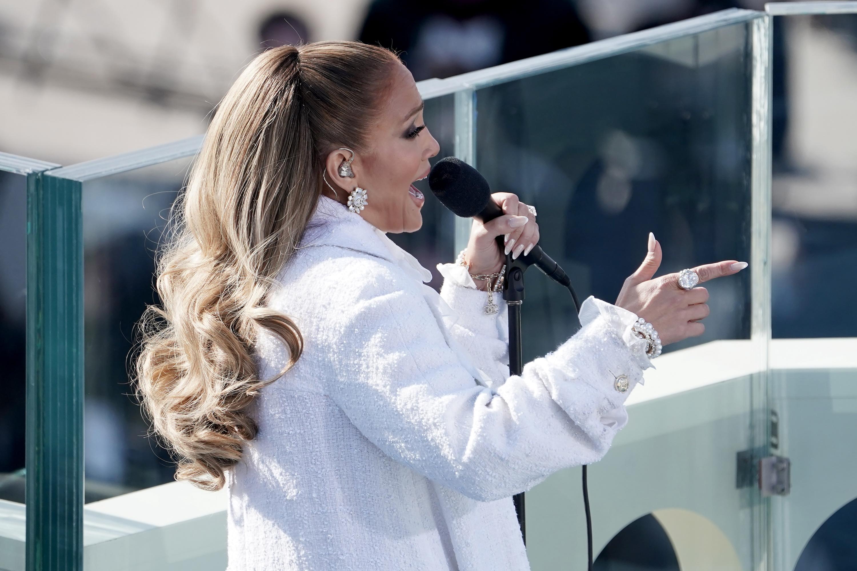 Alex Rodriguez Praises Fiancée Jennifer Lopez's 'Iconic' Inauguration Performance