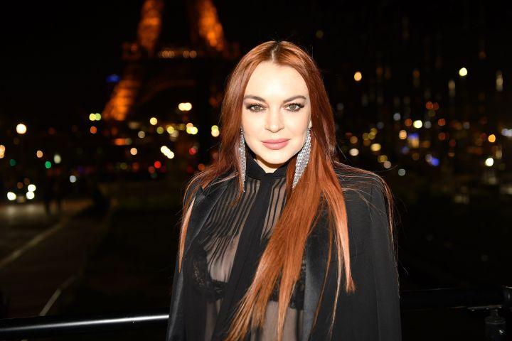 Lindsay Lohan. Photo: Laurent Zabulon/ABACAPRESS.COM/CP Images