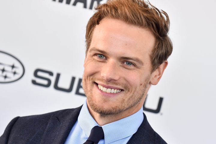Sam Heughan. Photo: CPImages