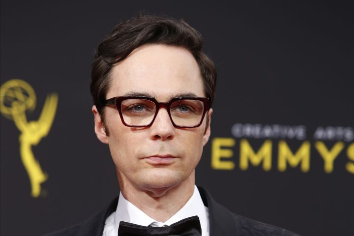 Jim Parsons. Photo: EPA/NINA PROMMER