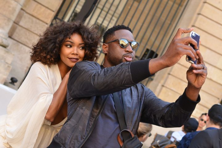 Dwayne Wade and Gabrielle Union. Photo by Lionel Hahn/ABACAPRESS.com