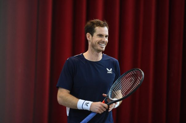 Andy Murray Tests Positive For COVID-19