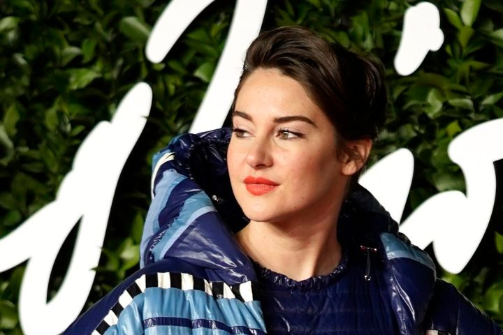 Shailene Woodley. Photo: EPA/WILL OLIVER/CP Images