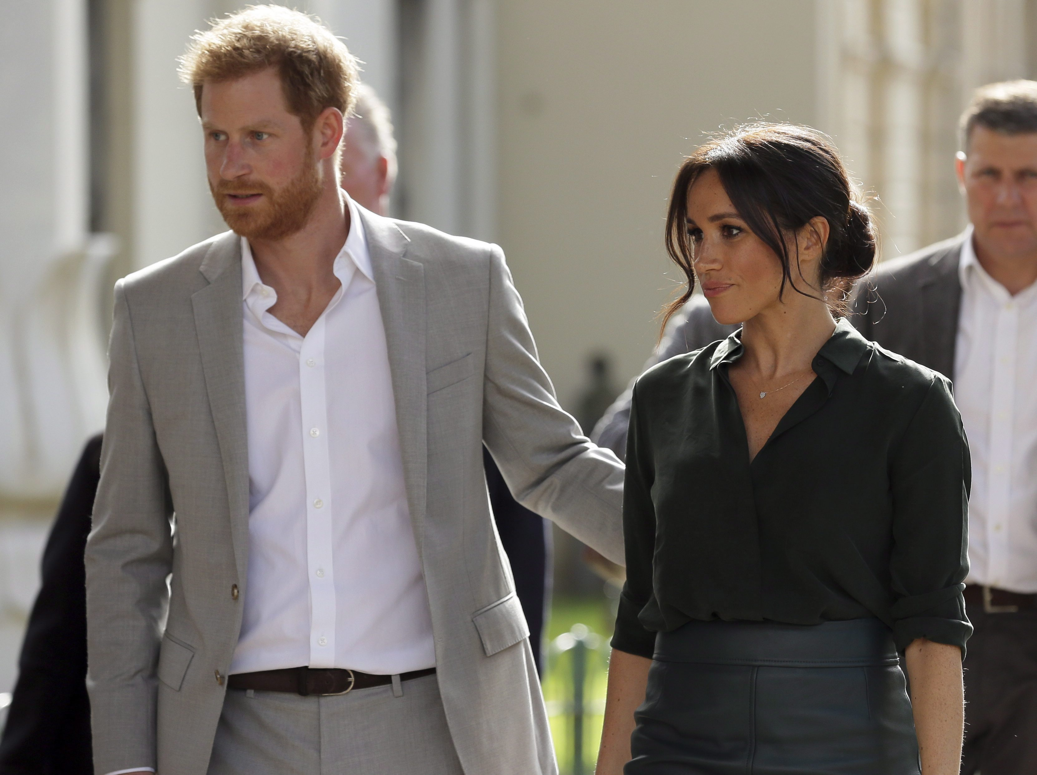 Revealed In Court: Palace Staff Assisted In Leaking 'High Grade' Information On Meghan Markle's Letter