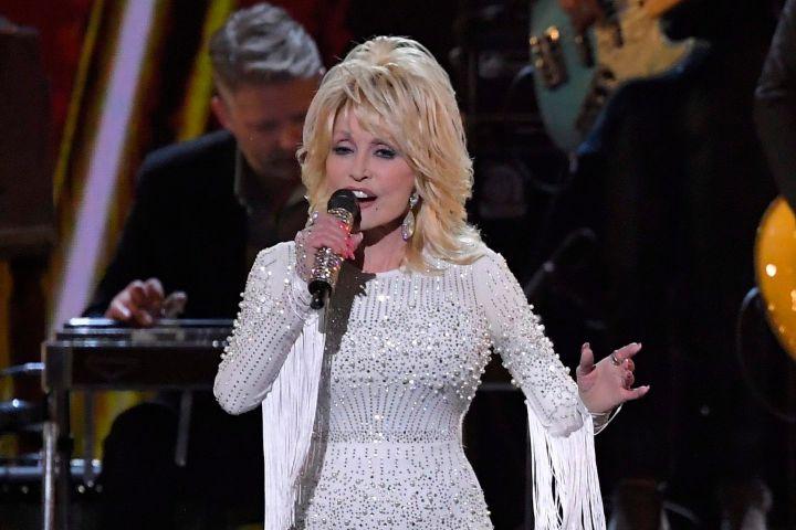 Dolly Parton. Photo: AP Photo/Mark J. Terrill, File/CP Images
