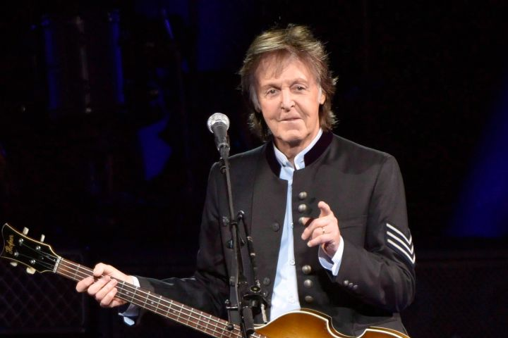 Paul McCartney. Photo: THE CANADIAN PRESS/AP, Invision - Grabowski