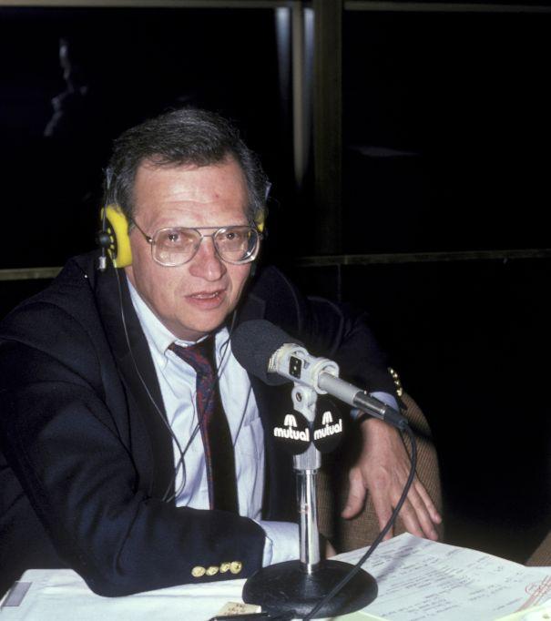 Larry King's Radio Days