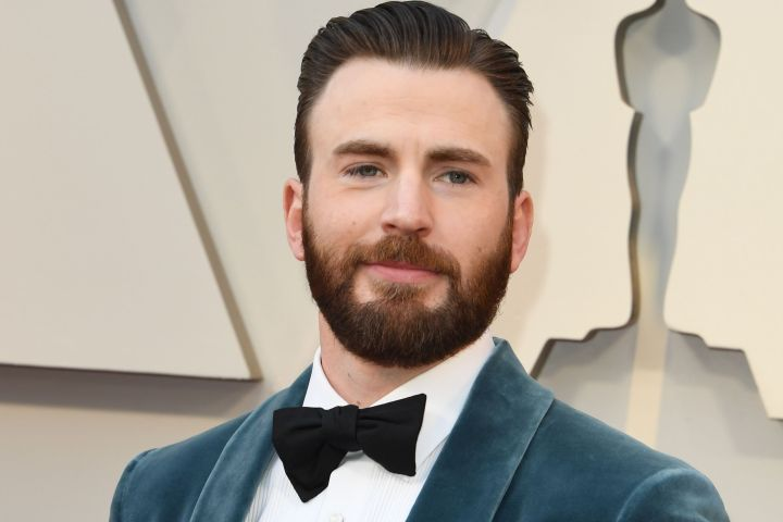 Chris Evans. Photo: Getty Images