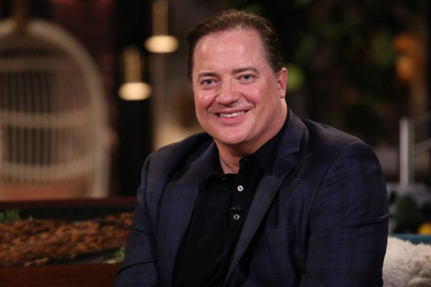 Brendan Fraser To Star In 'The Whale'