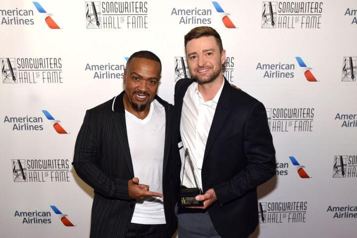 Timbaland and Justin Timberlake