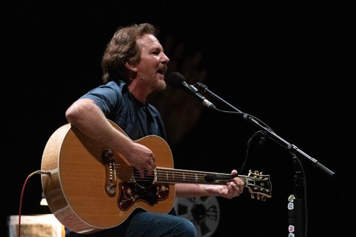 Pearl Jam. Photo: Jim Bennett/Redferns