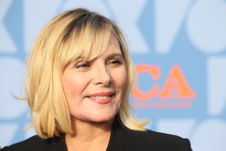 Kim Cattrall. Photo: Getty Images