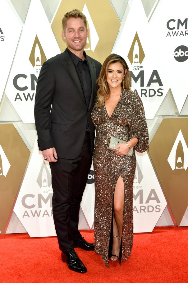 Baby On The Way For Brett Young & Wife Taylor