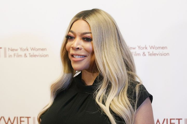 Wendy Williams. Photo: Getty Images