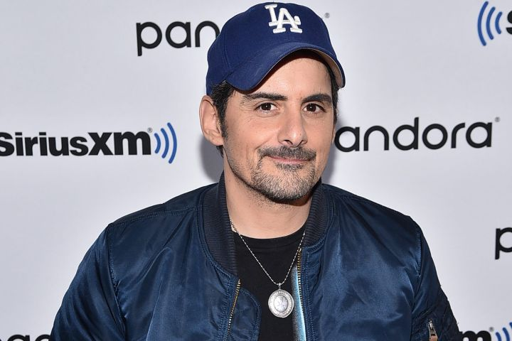 Brad Paisley. Photo: Getty Images