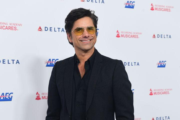 John Stamos. Photo: Getty Images