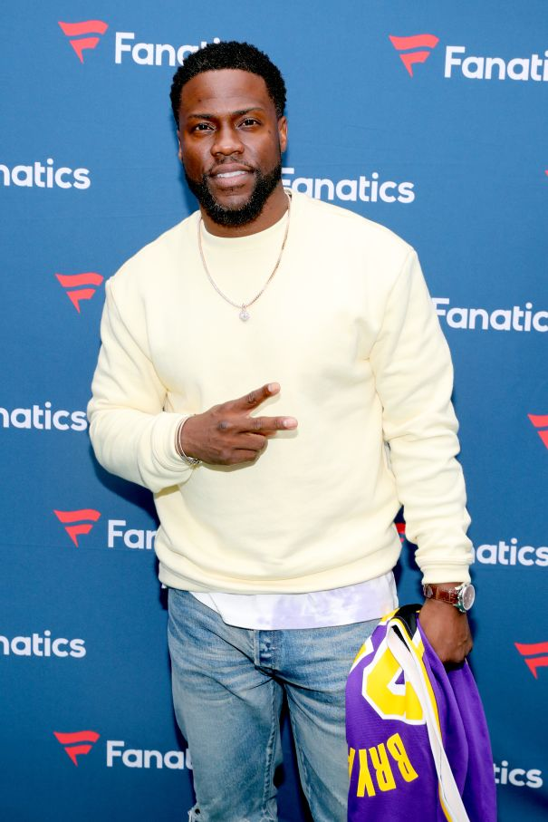 Kevin Hart - 'Marcus Makes A Movie'