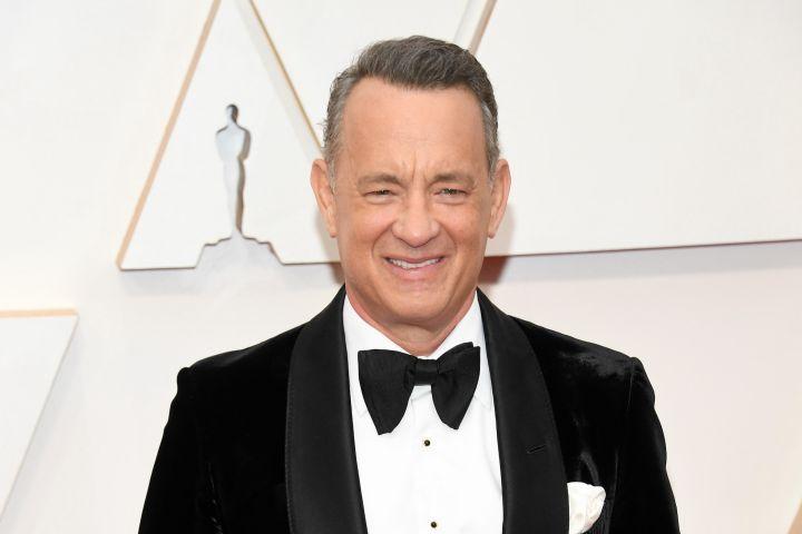Tom Hanks. Photo: Kevin Mazur/Getty Images