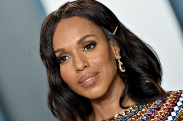 Kerry Washington - Jan. 31
