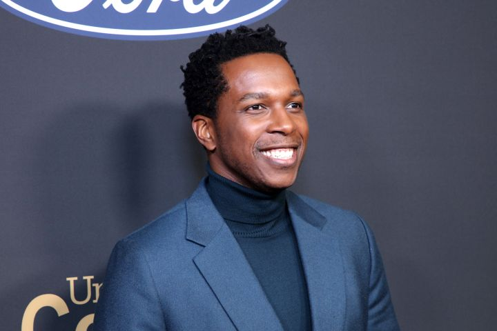 Leslie Odom Jr. Photo: Robin L Marshall/Getty Images for BET