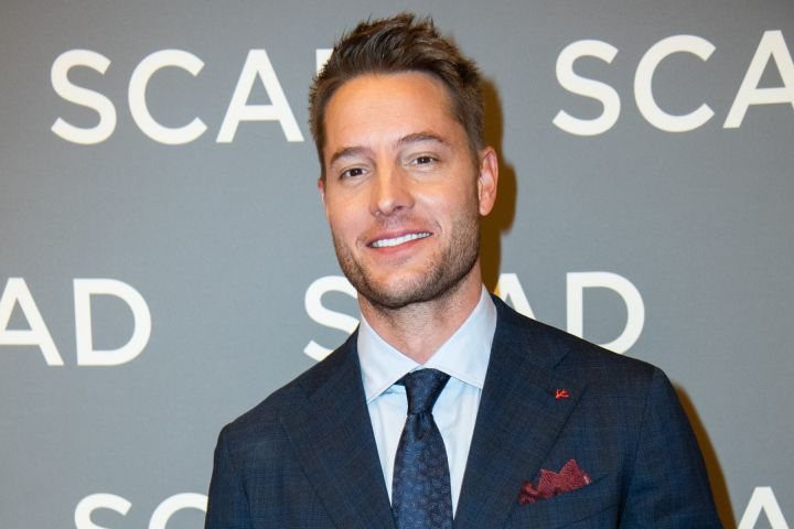 Justin Hartley. Photo: Getty Images