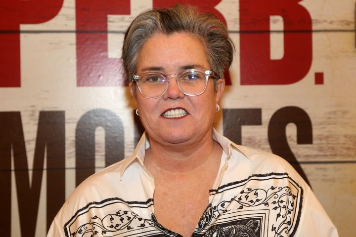 Rosie O'Donnell. Photo: Getty Images