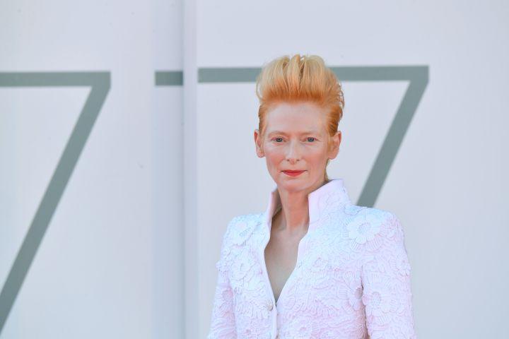 Tilda Swinton. Photo: Getty Images