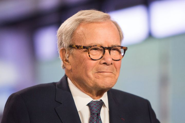 Tom Brokaw. Photo: Nathan Congleton/NBC/NBCU Photo Bank/Getty Images