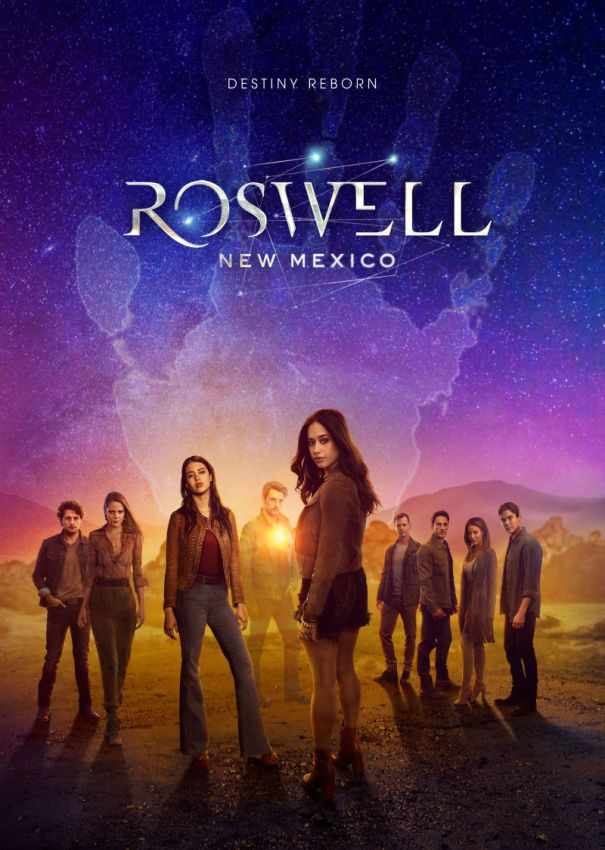 Renewed: 'Roswell, New Mexico'