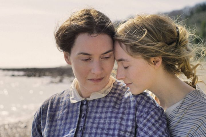 Kate Winslet Has Been Asked About Lesbian Sex Scenes In 'Ammonite' More Than Any Other Intimate Scene In Her Career