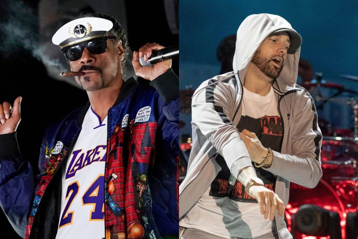 Son snoop dogg oldest Everything We