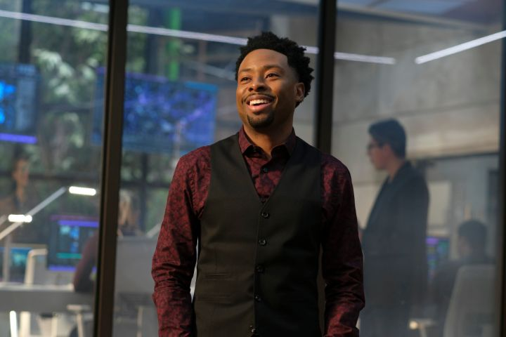 Justin Hires as Wilt Bozer. Photo: Mark Hill/CBS ©2020 CBS Broadcasting, Inc. All Rights Reserved