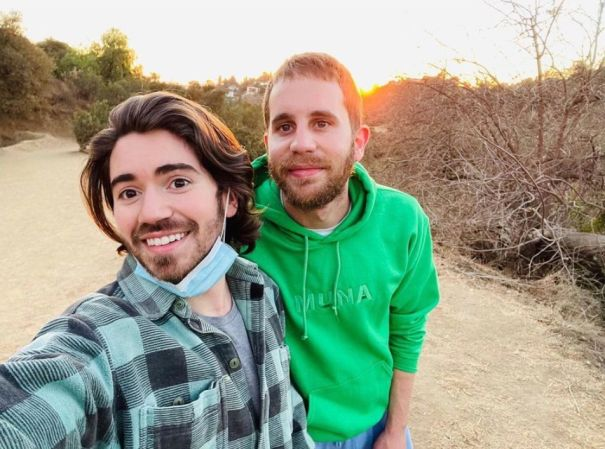 Ben Platt + Noah Galvin