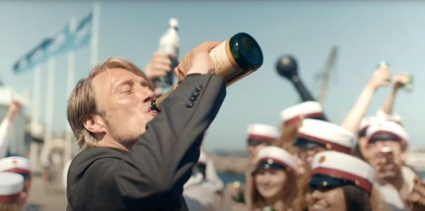 Snub: Mads Mikkelsen In 'Another Round'
