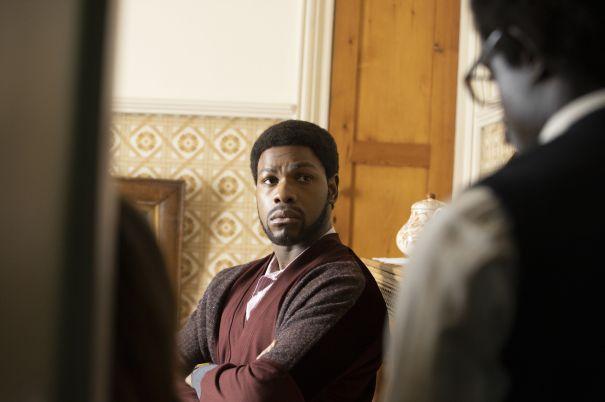 Snub: John Boyega In 'Small Axe'