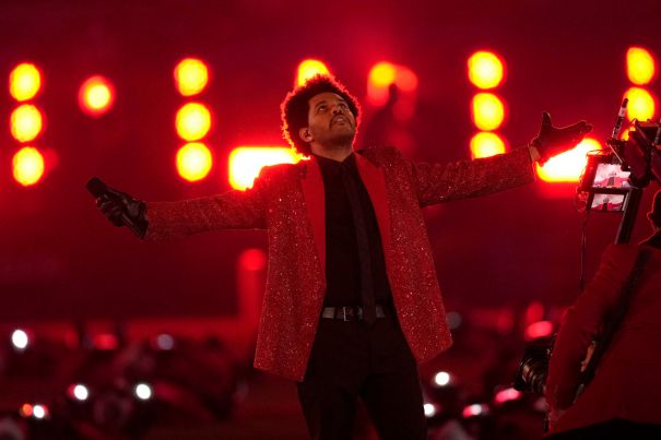 The Weeknd's Super Bowl Halftime Show Gets Documentary