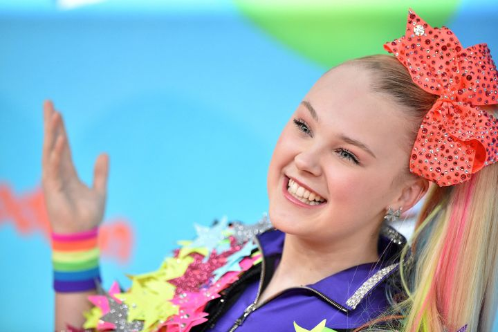 JoJo Siwa. Photo: CPImages