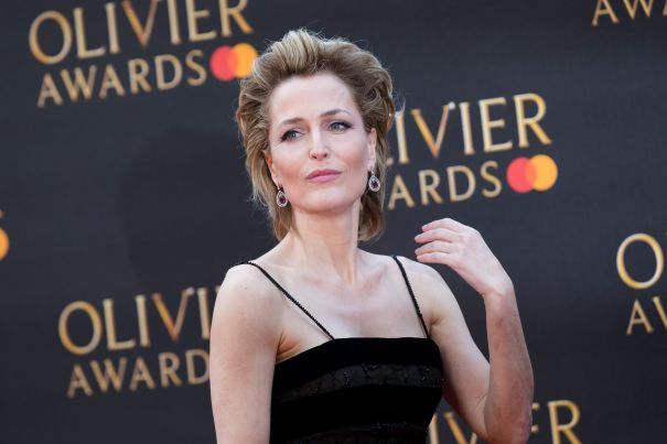 Gillian Anderson To Star In Showtime's 'The First Lady'